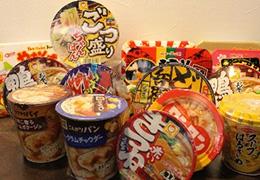 カップ麺・軽食